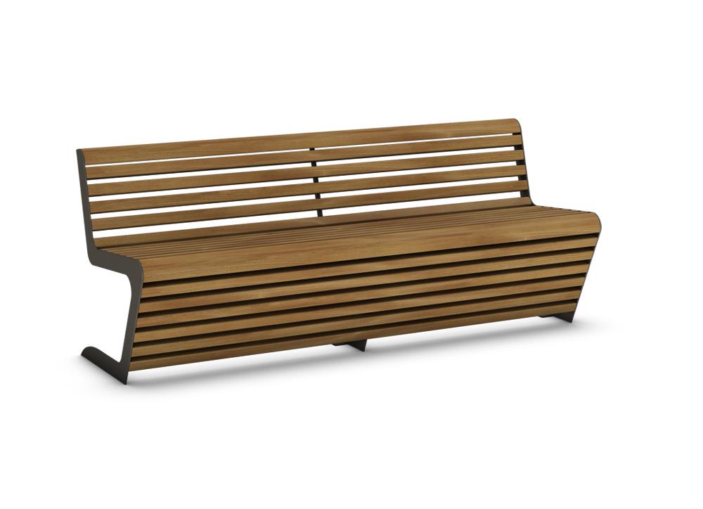 Woody Seat