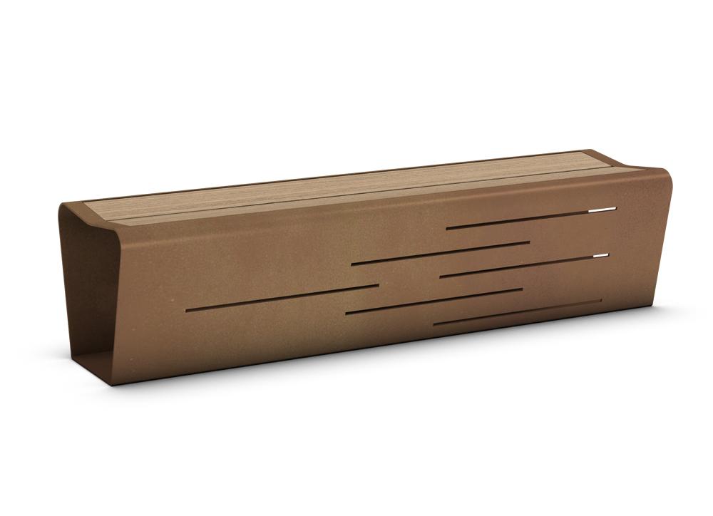 Mac Wood Bench