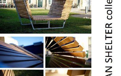 New collection URBAN SHELTER- Design: Martin Solem