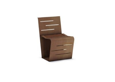 MAC WOOD CHAIR + BACKREST