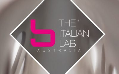 The Italian Lab products in Adelaide showroom